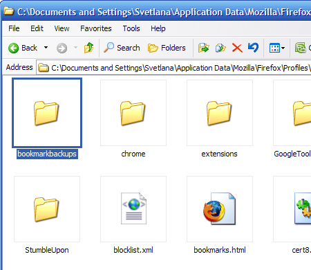 How To Recover Deleted Bookmarks In Mozilla Firefox | Apps Directories